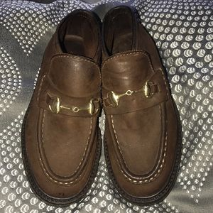 Kids authentic Gucci loafers